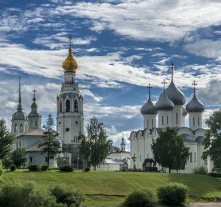 Ярославль - Вологда