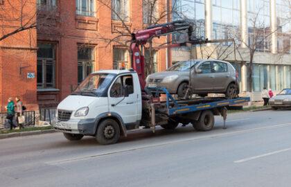 Эвакуатор Московский проспект от 1100 руб