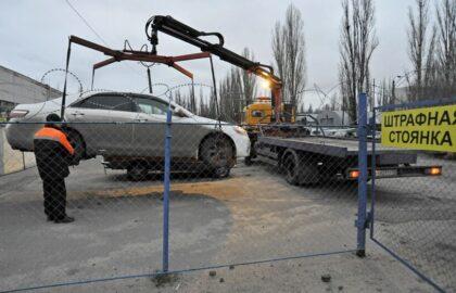 Эвакуция Суздальское шоссе от 1100 руб